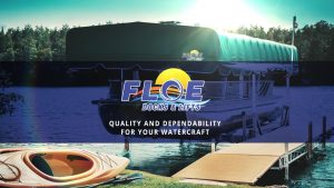 FLOE boat lifts main page.