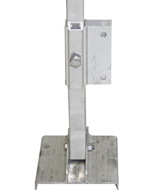 Support posts accessory for docks.