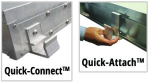 Quick Connect and Quick Attach Systems