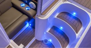 LED Lighting Systems on the Afina