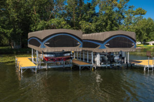 FLOE Boat Lifts Summer